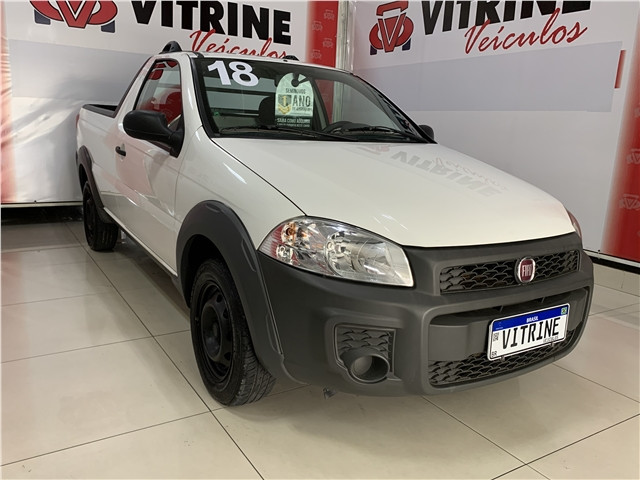 Fiat Strada 2018 1.4 mpi hard working cs 8v flex 2p manual - Foto 2