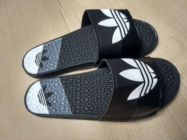 Sandália Estilo Adidas - Foto 2