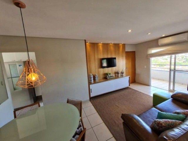 Apartamento localizado no Alto da Glória - 95m² 03qts
