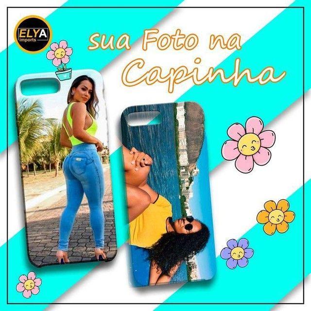 Capa personalizada celular Todos os modelos - Foto 2