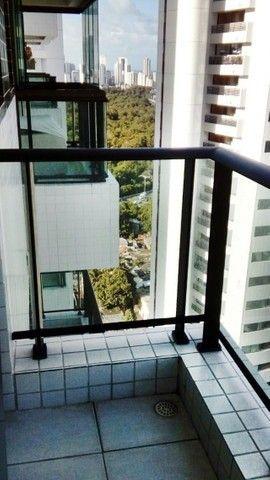 JS- Lindo apartamento de 3 quartos (70m²) - Edf. Green Life Boa Viagem - Foto 3
