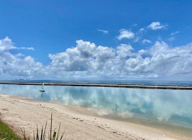 ozv Casa no condomínio cambo beach na praia de Muro alto - Foto 11