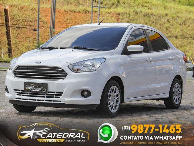 Ford Ka+ Sedan 1.0 Se Flex 4p 2015 *Excelente Custo Benefício* Aceito Troca - Foto 2