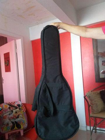 capa de violão