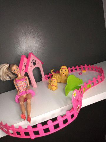 Boneca Barbie Bate Palma - Foto 2