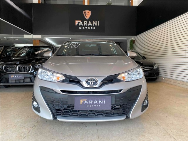 Toyota Yaris 2019 1.3 16v flex xl plus tech multidrive - Foto 2