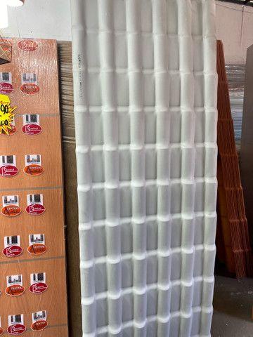Telha de PVC FORTLEV - PROMOÇÃO IMPERDÍVEL  - Foto 3
