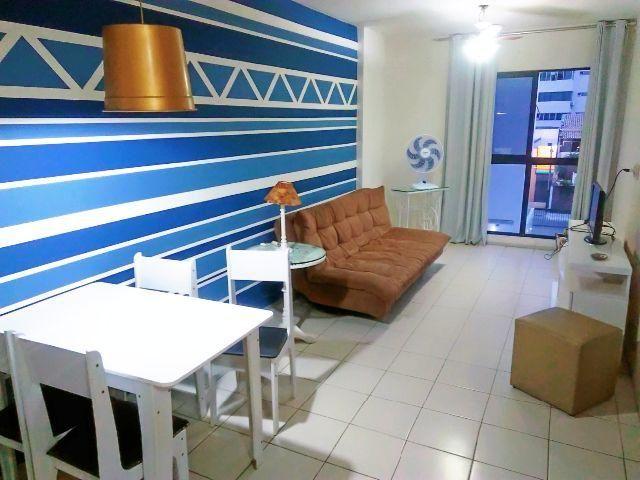 Excelente localização quarto e sala mobiliado
