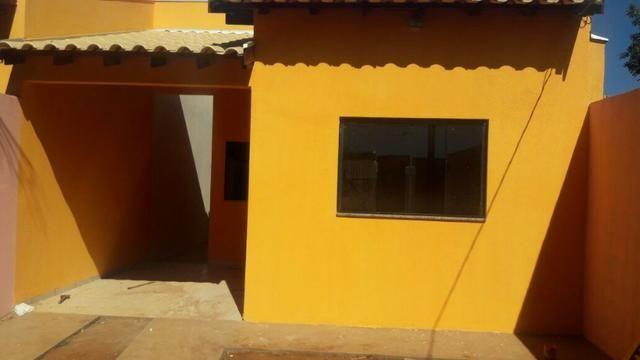 Linda casa pronta pra financiar, ótimo acabamento bairro Lageado