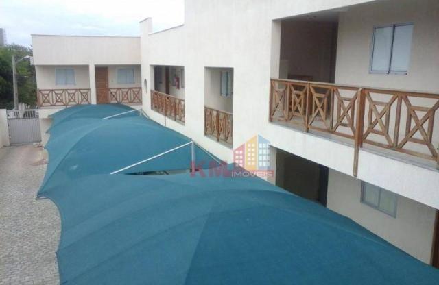 Apartamento residencial para locação, Alto de São Manoel, Mossoró.
