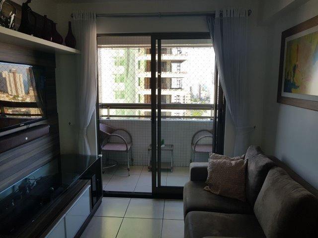 Apartamento Residencial Pallacios - 57m² - Tirol