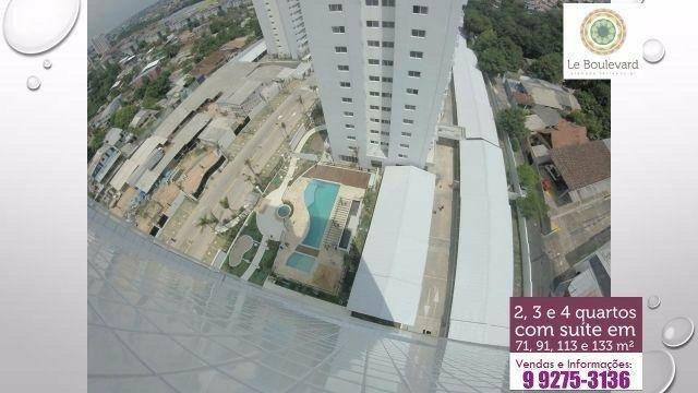 Mega Promoção Le Boulevard apto 2 dormitórios 71 M2