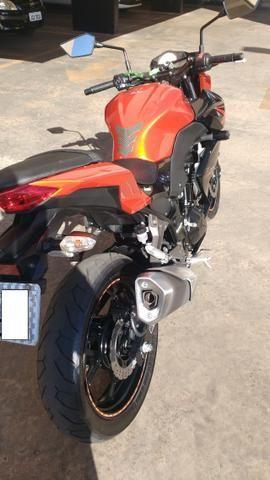 Kawasaki Z300 - Perfeita !!! - Foto 5