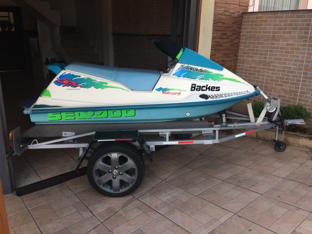 Jet ski Seadoo 580cc SPX 1993
