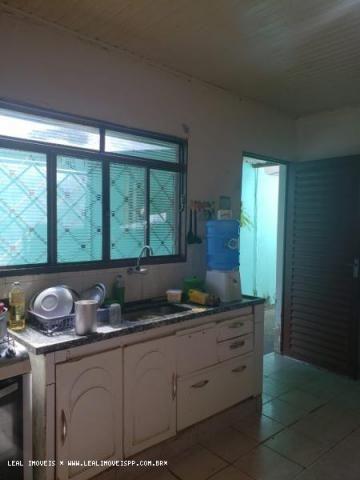 Casa para venda em presidente prudente, sitio são pedro, 2 dormitórios, 1 banheiro, 4 vaga - Foto 6