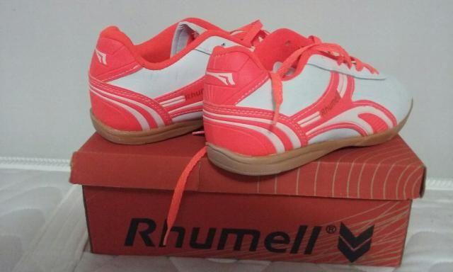 217d7e1f811 Promoção tênis futsal rhumelln 41 - Esportes e ginástica - Utinga ...