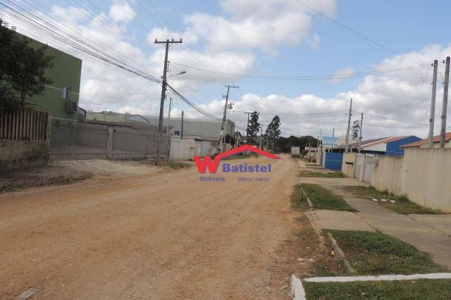 Terreno à venda, 202 m² rua maiorca, 104 - santa terezinha - colombo/pr - Foto 16