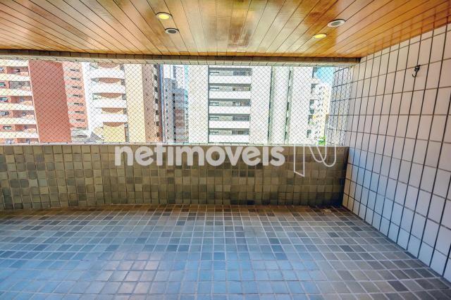 Apartamento para alugar com 4 dormitórios em Meireles, Fortaleza cod:753862 - Foto 2