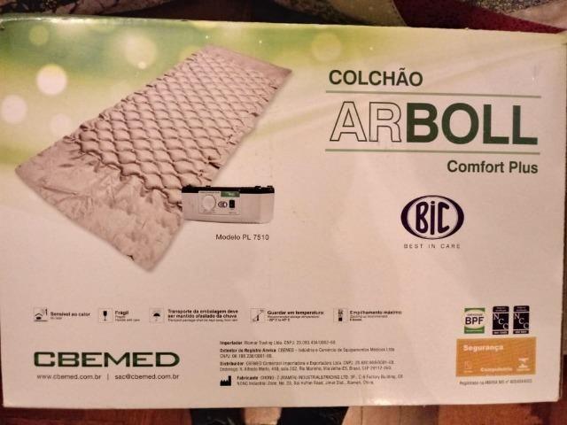 Colchão de ar com compressor Arboll Comfort Plus