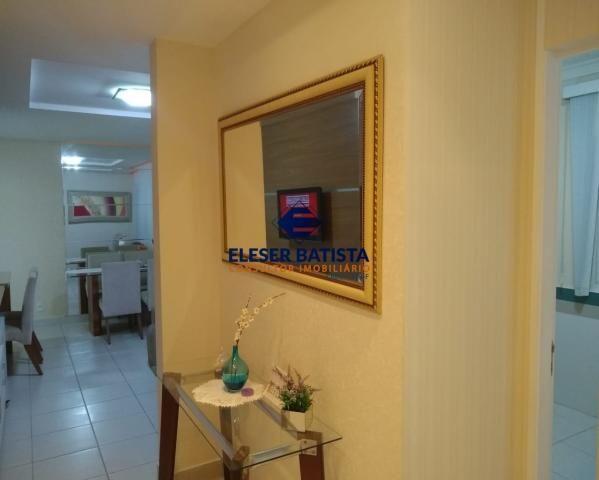 Apartamento à venda com 3 dormitórios em Residencial praças sauípe, Serra cod:AP00169 - Foto 6