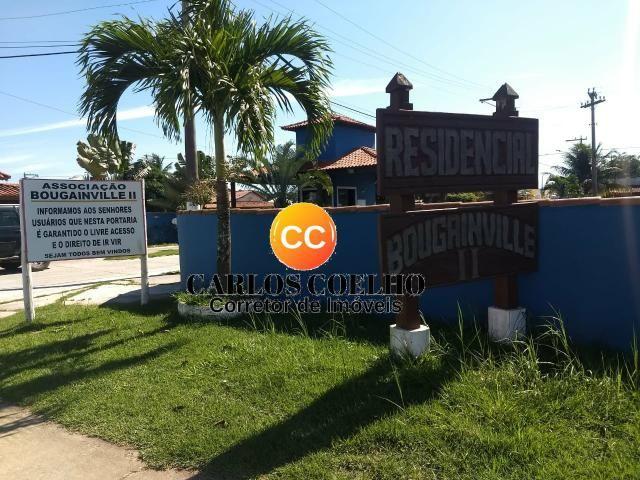 L Terreno no Condomínio Bougainville II em Unamar - Tamoios - Cabo Frio/RJ