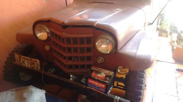 Pick up Willys Overland
