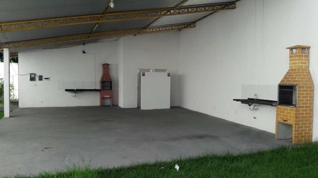 Casas cond. Fechado, 3/4,salão de festas, ITBI e Reg. grátis, s/entrada e parc/ R$ 446,72! - Foto 2