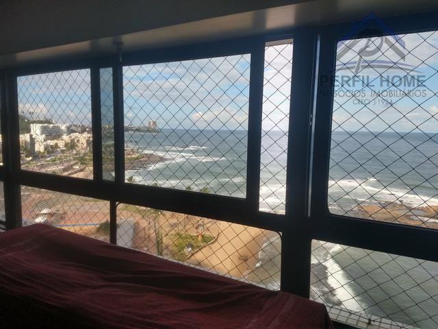 Apartamento para Locação em Salvador, Ondina, 3 dormitórios, 1 suíte, 3 banheiros, 2 vagas - Foto 9