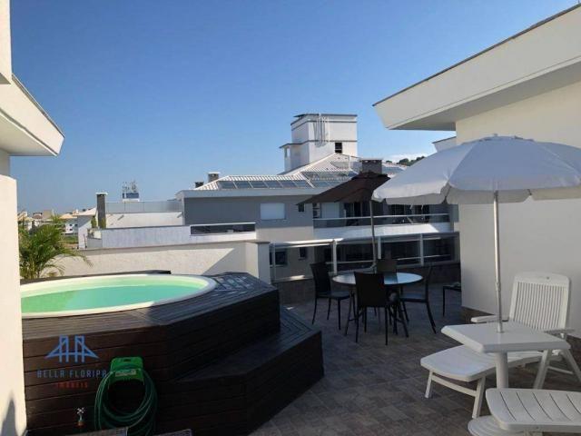 Cobertura 3 dormitórios para locação de temporada em alto estilo e conforto, na praia dos  - Foto 4