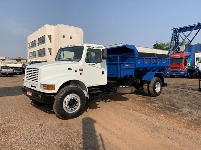 Caminhão Internacional 4700 Caçamba