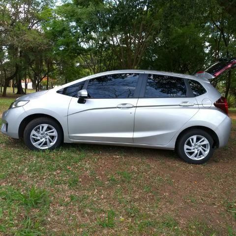 Honda Fit 1.5 CVT Único Dono, Baixa KM - Novíssimo - 2016 - Foto 19
