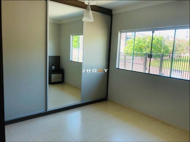 Jd. Brasília, semi mobiliada, casa ampla e aconchegante - Foto 14