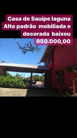 Oportunidade Casa Alto Padrão em Costa de Sauipe 950 mil