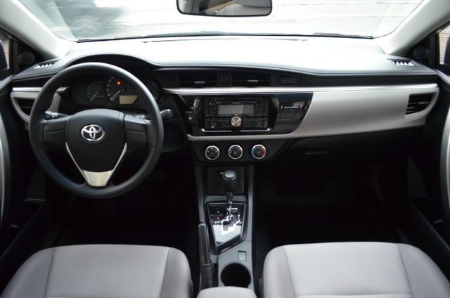 Corolla GLI 1.8 - 44 Mil Km - Prata - Foto 3