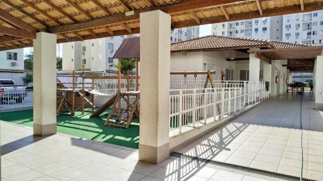 Apartamento de 3 quartos com suíte e excelente lazer na Serra - Foto 10
