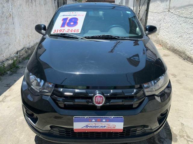 Fiat Mobi 2018 Raridade! Impecável