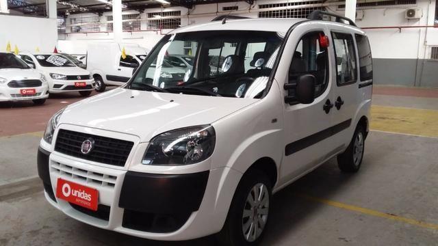 Fiat Doblo Essence 1.8 2018/2019 - Foto 2