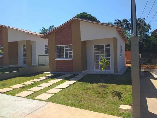 //Alugo casa no Vila Smart Campo Belo/ condomínio fechado/ km 03 após a ponte - Foto 13