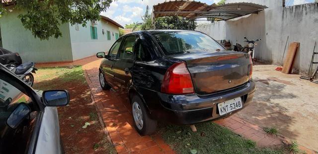 Corsa Premiumm Seda 2009 Completo 11.000 so hoje - Foto 2
