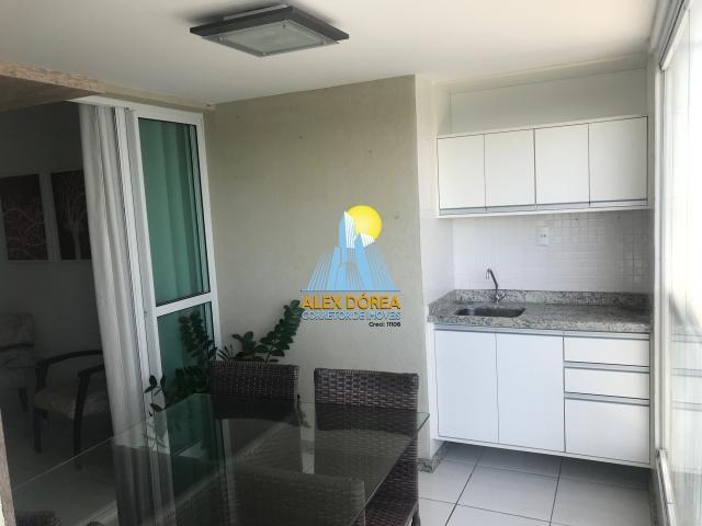 Apartamento de 3 quartos no vista patamares nascente - Foto 7
