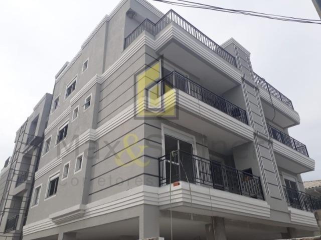 Ingleses& A 1km da Praia, Condomínio com Elevador, Apartamento de 02 Dorm (01 Suíte) - Foto 2