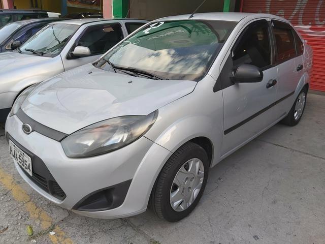 Fiesta sedan 2012 1.6 completo com gnv
