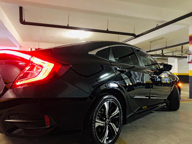 Civic EXL 17/17 Impecável, pra vender rápido! - Foto 5