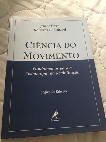 Livro fisioterapia