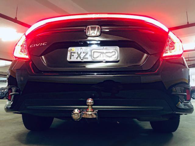 Civic EXL 17/17 Impecável, pra vender rápido! - Foto 7