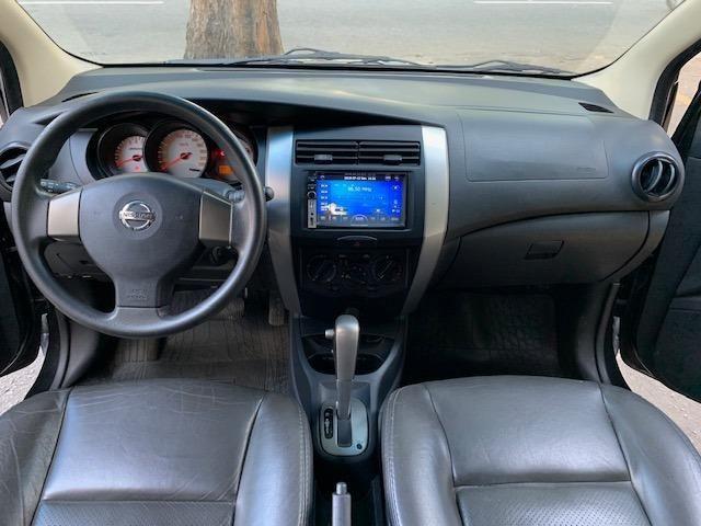 Nissan Livina S Automático Multimídia com Câmera de Ré Couro Rodas Impecável 2014 - Foto 6