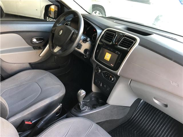 Renault Logan 1.6 dynamique 8v flex 4p automatizado - Foto 10