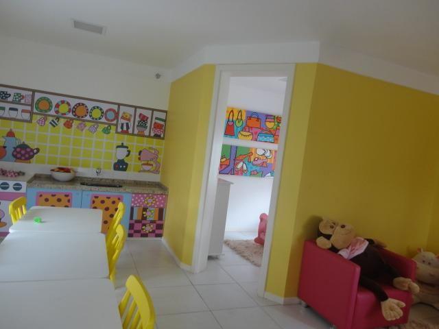 Apartamento Innovare Condomínio Clube com Armários Sacada Com Churrasqueira - Foto 16