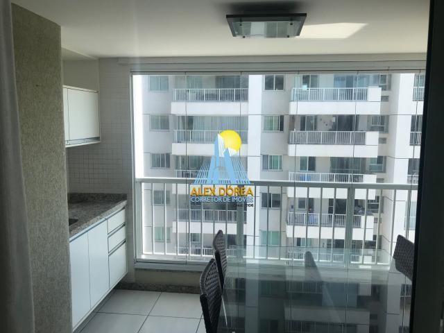 Apartamento de 3 quartos no vista patamares nascente - Foto 2