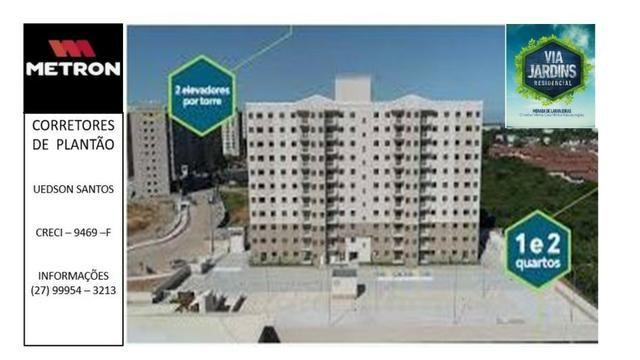 UED-18 - Apartamento 2 quartos em morada de laranjeiras - Foto 5